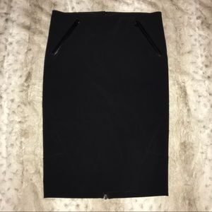 Prada pencil skirt